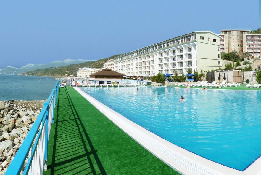 Отель Морской Алушта