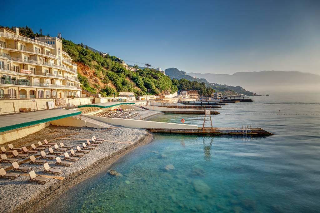 Отель Пальмира Крым