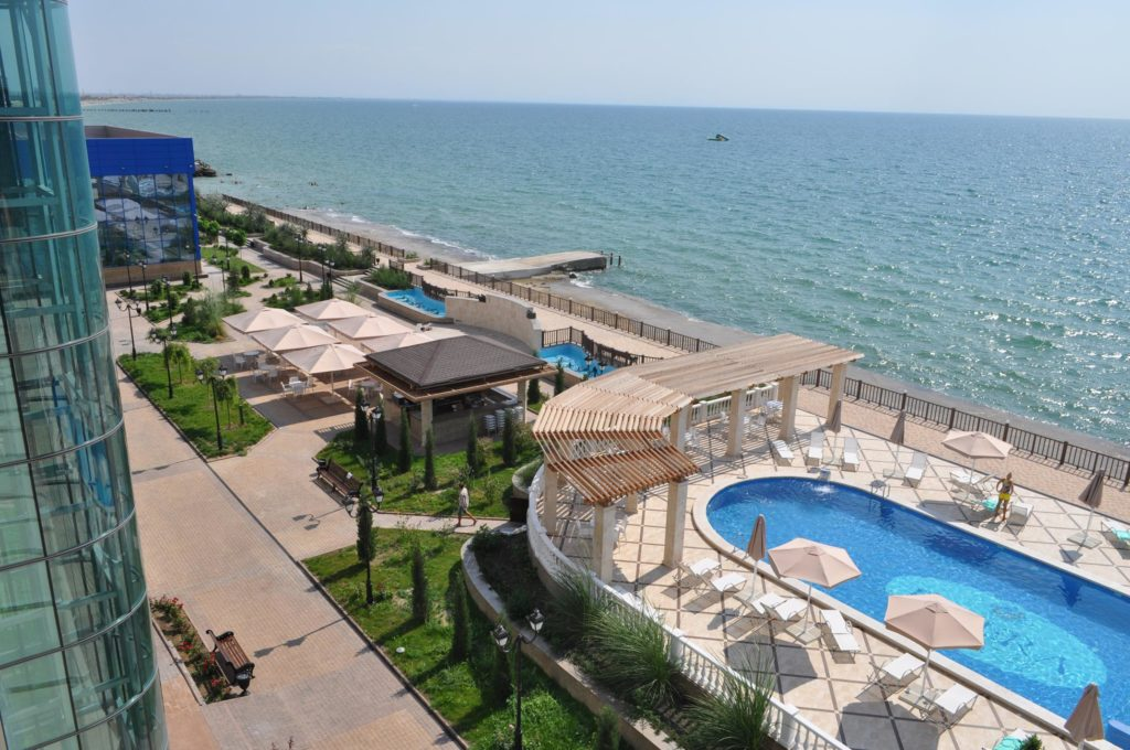Рибера спа Крым