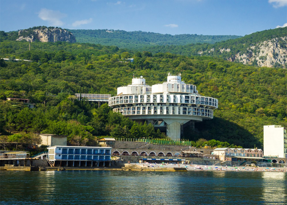 Санаториий Крыма