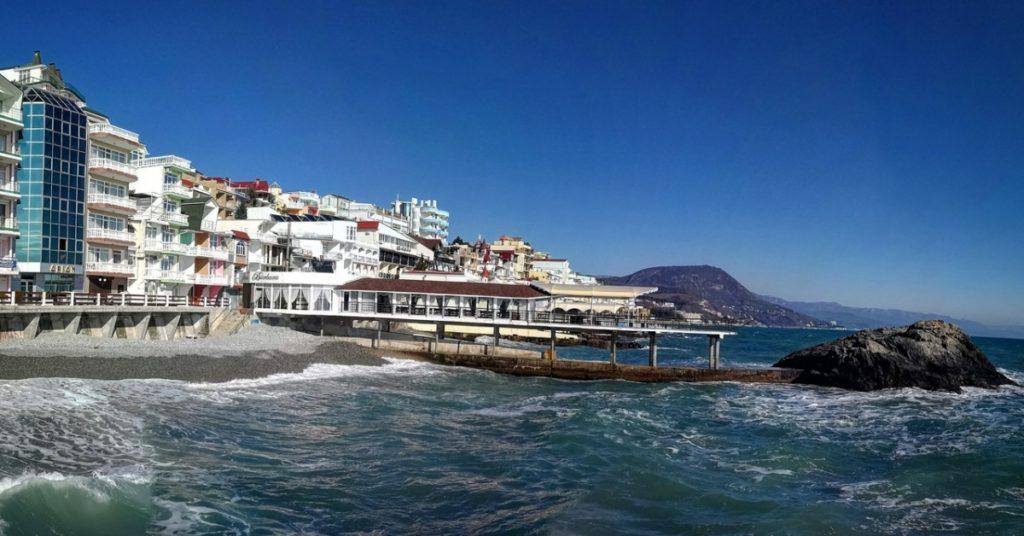 Санта Барабара Крым