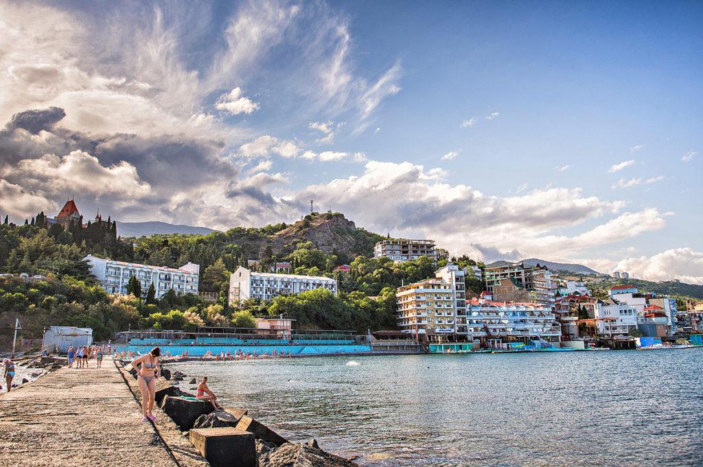 Крым отдых
