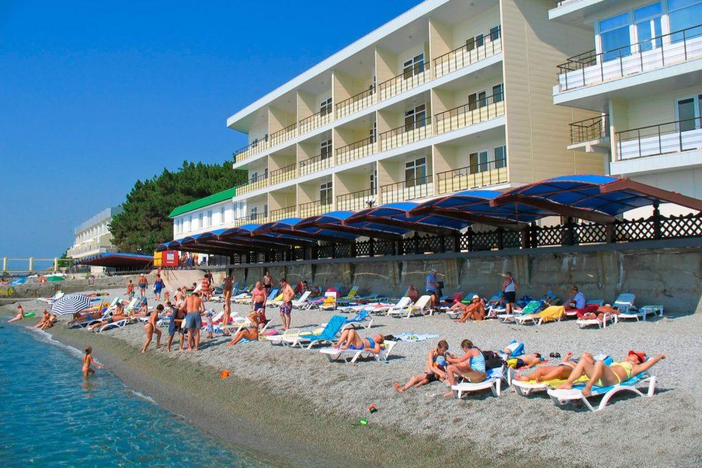 Пляж Ай-Даниль