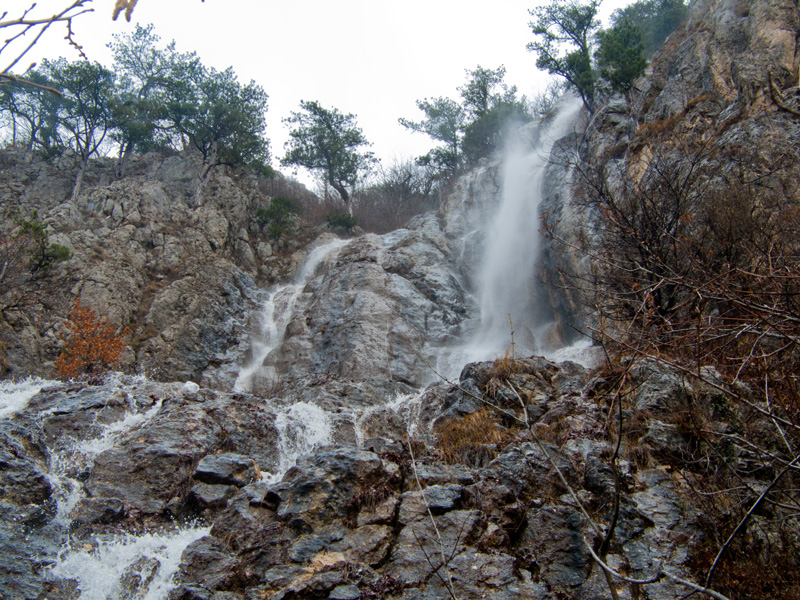 Водопад Бойковский