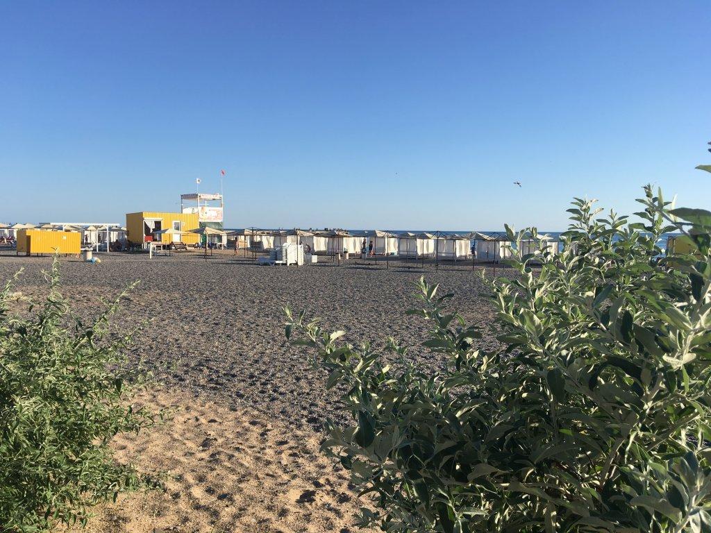 Новофедоровка Пляж