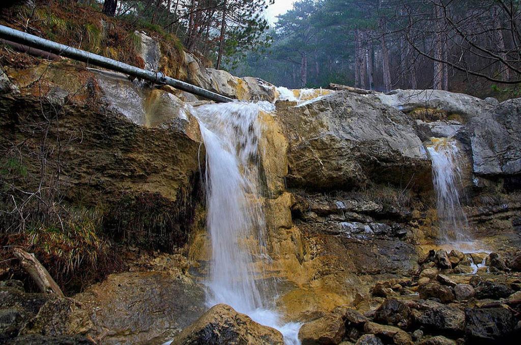 Водопад Яузлар
