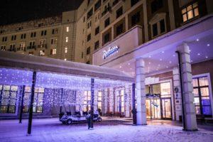 Отель Radisson Rosa Khutor 5*