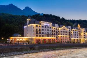 Park Inn by Radisson Rosa Khutor 4