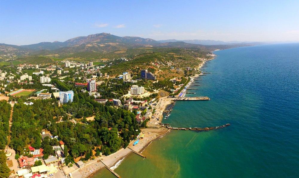 Алушта Крым
