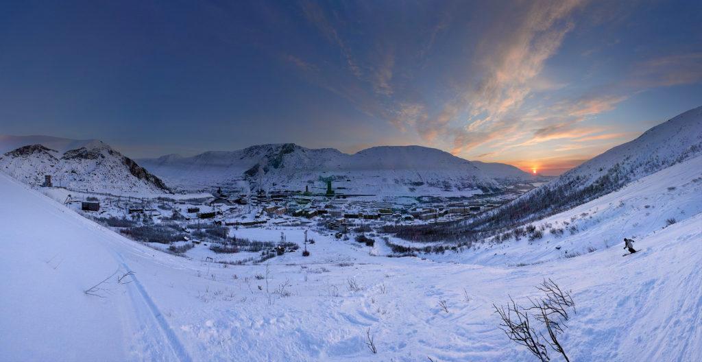 Кукисвумчорр горнолыжный курорт