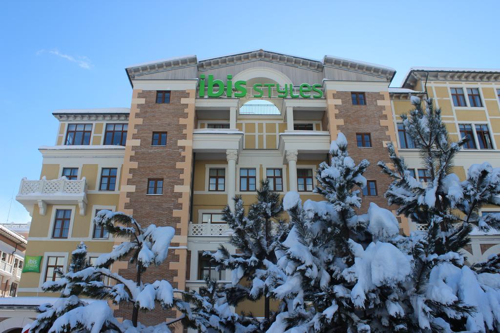 Ibis Styles отель