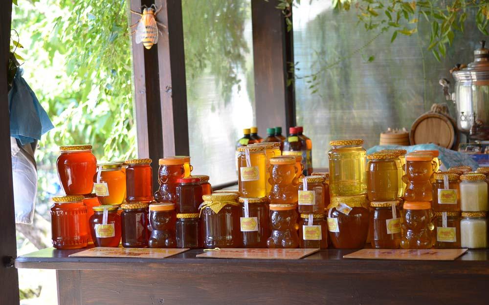 краснополянский мёд