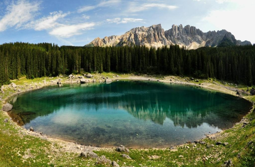 Тайное озеро