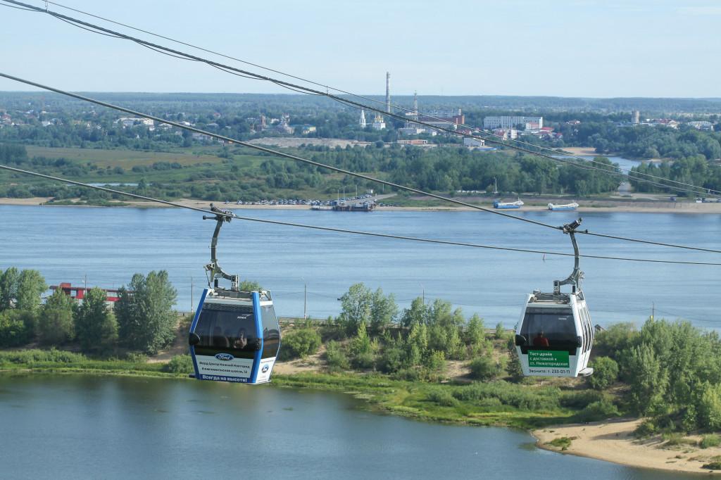 Канатка Нижний Новгород