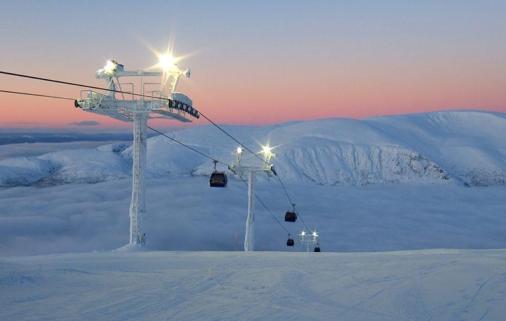 Сезон Хибины горнолыжный курорт