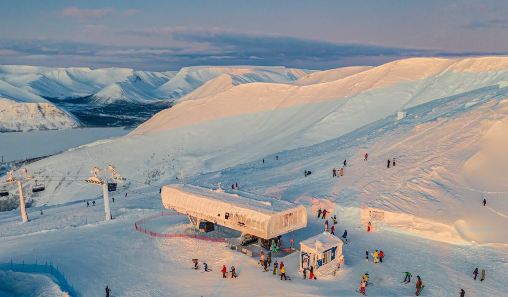 Хибины горнолыжный курорт