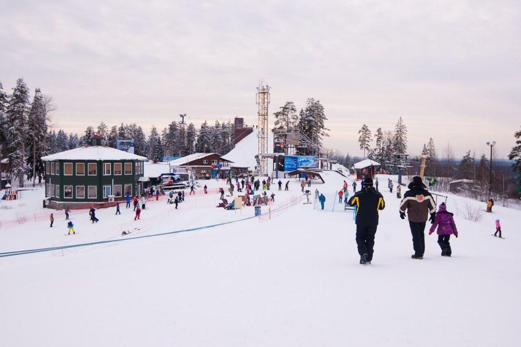 Снежный ГК