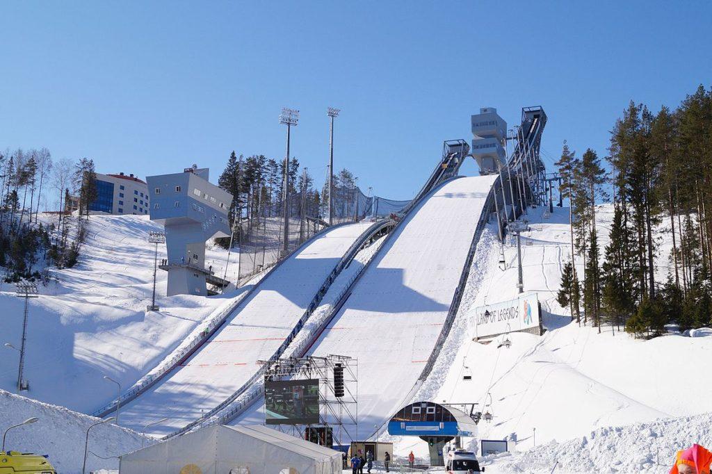 Снежинка гонолыжный курорт
